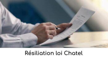 Resiliation Loi Chatel Telephone